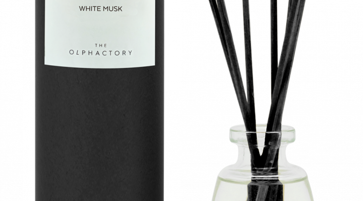 THE OLPHACTORY | diffusore WHITE MUSK #relax