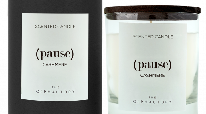 THE OLPHACTORY | candela CASHMERE ( pause )