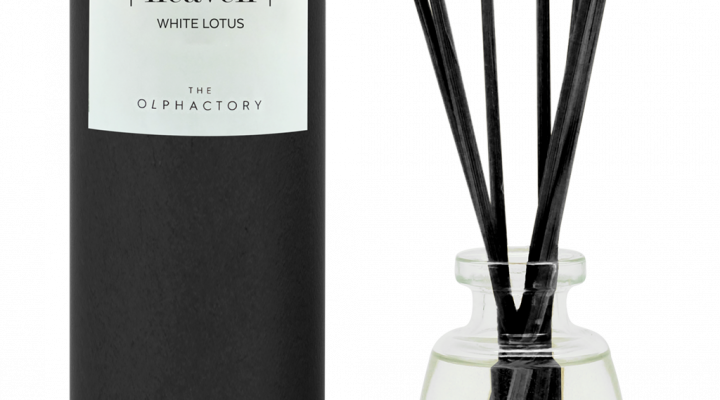 THE OLPHACTORY | diffusore WHITE LOTUS | heaven |